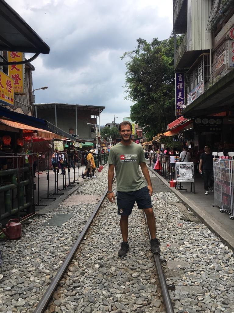 Excursiones desde Taipei: Shifen