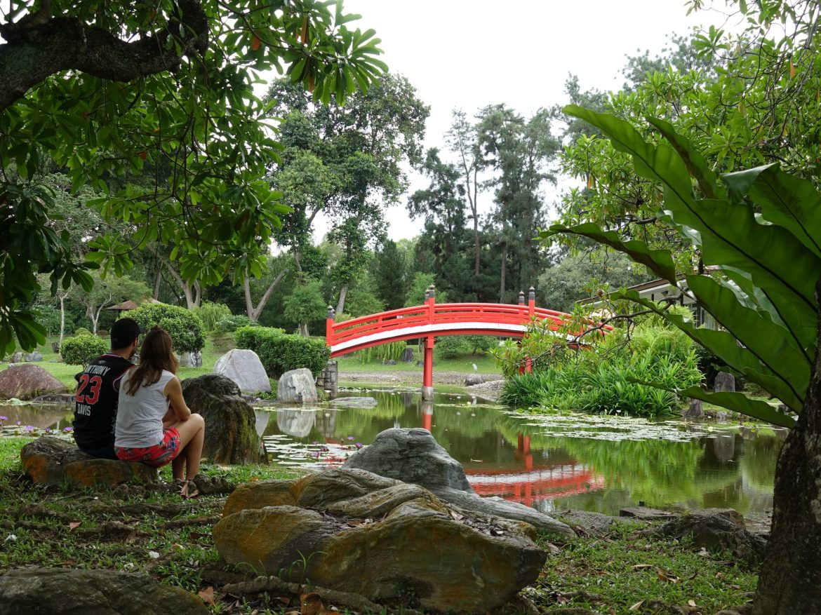 Chinese and Japanese Garden