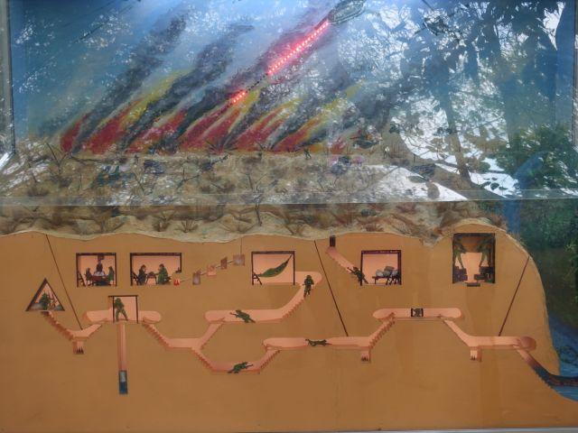 Qué ver y hacer en Ho Chi Minh: Túneles de Cuchi.