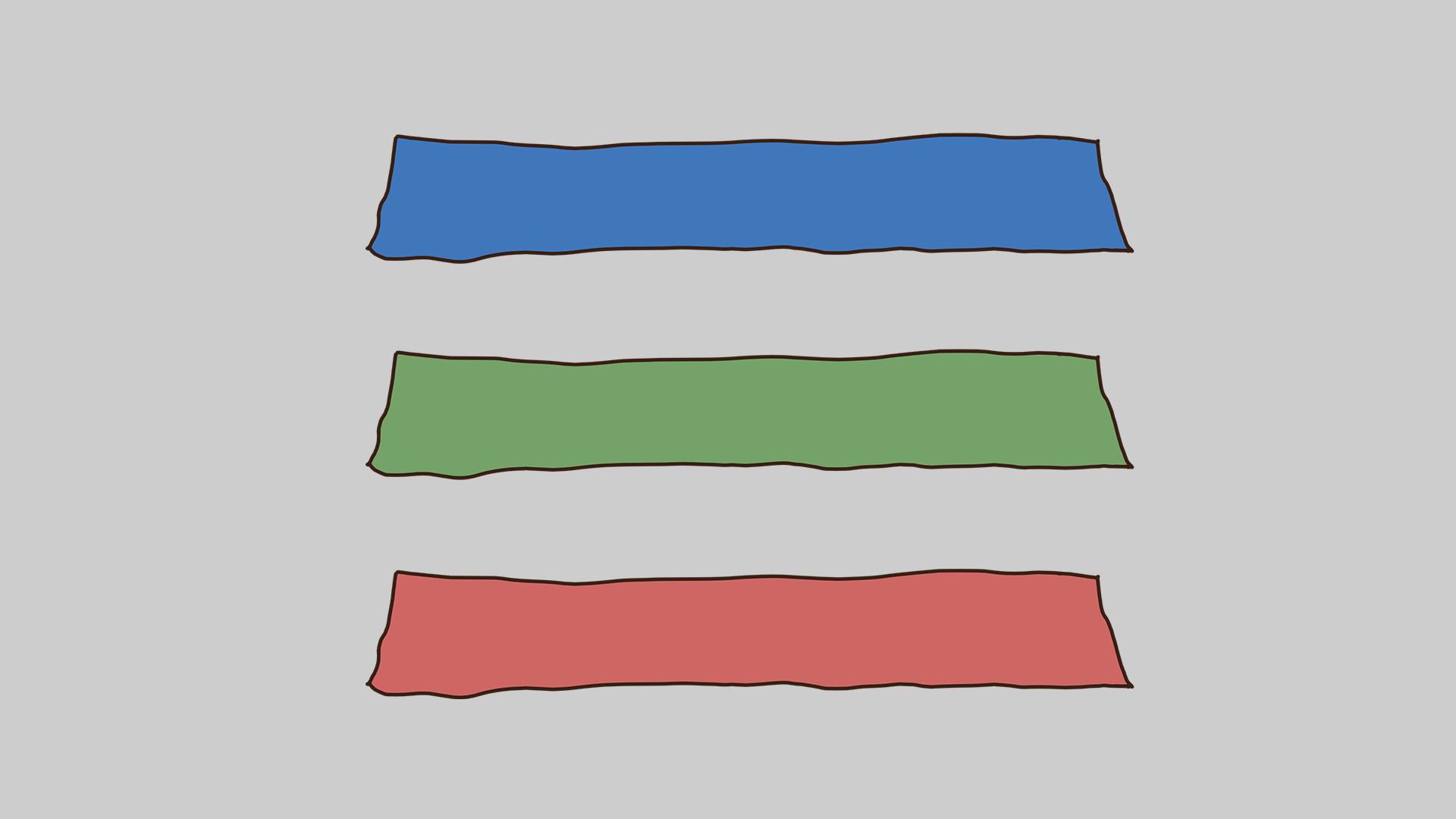 布のフレーム