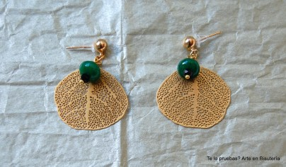 Pendientes Jade 9,90 euros