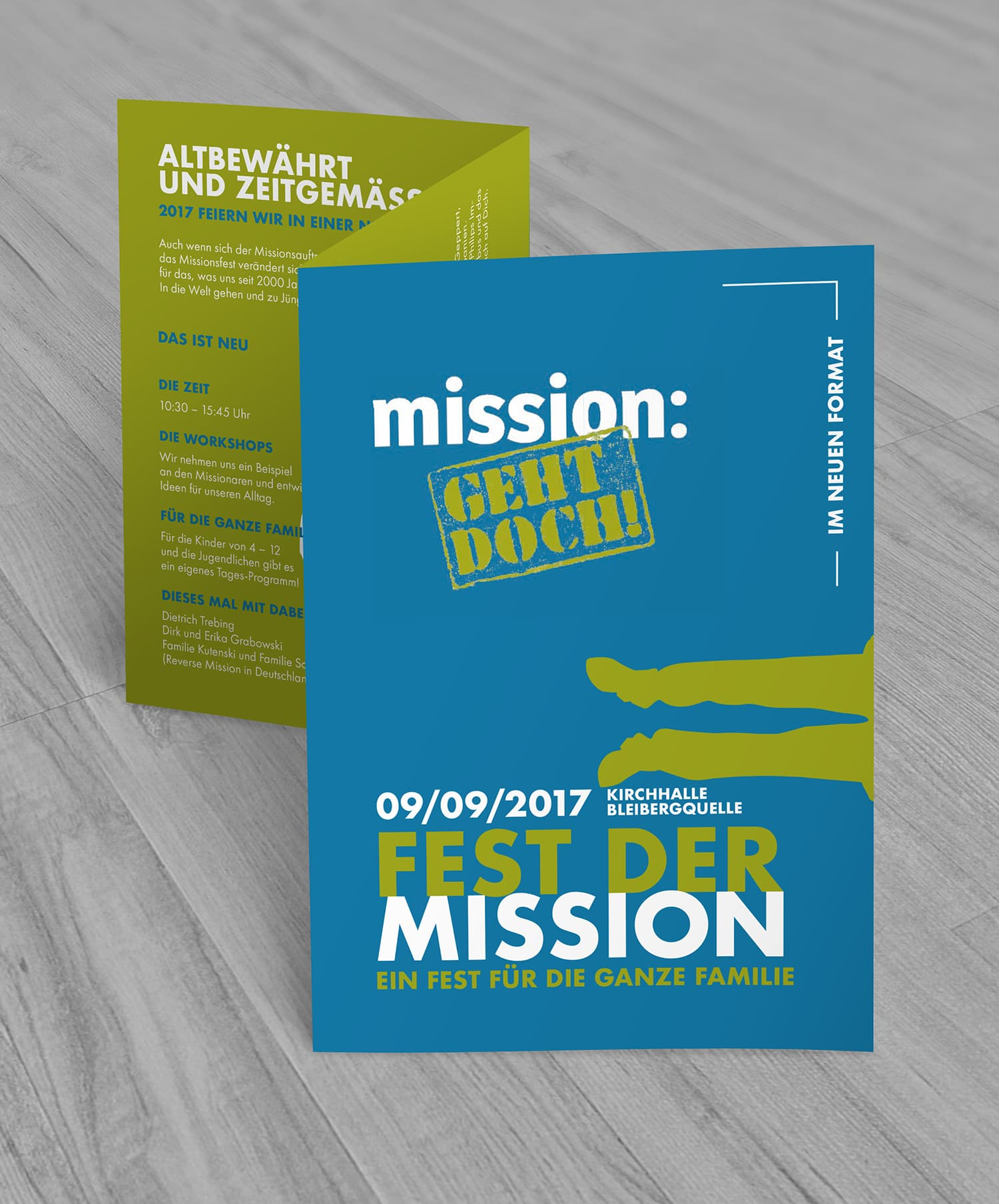 Mock-Up Missionsfest