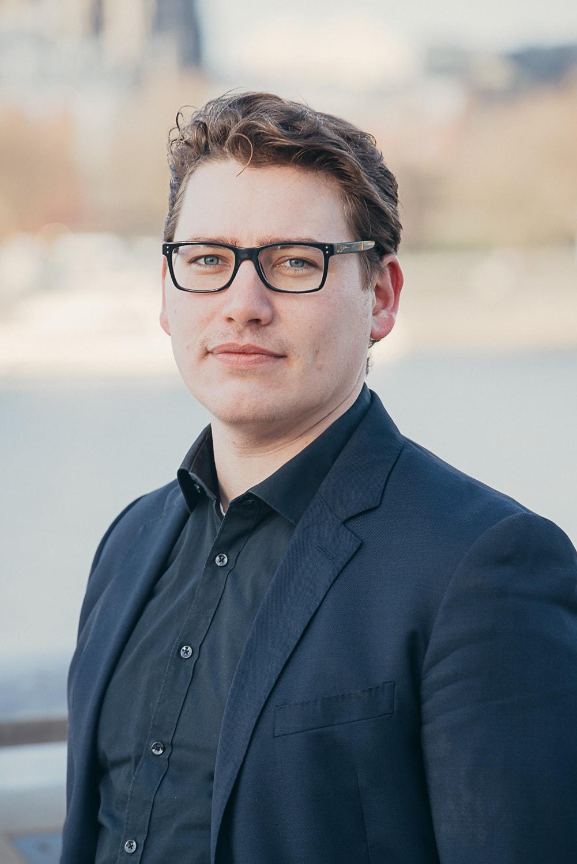 Tim Allgaier   Geschäftsführer telos communication