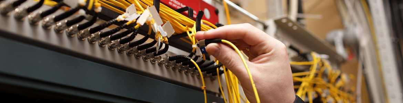 servicio de reparación de fibra óptica