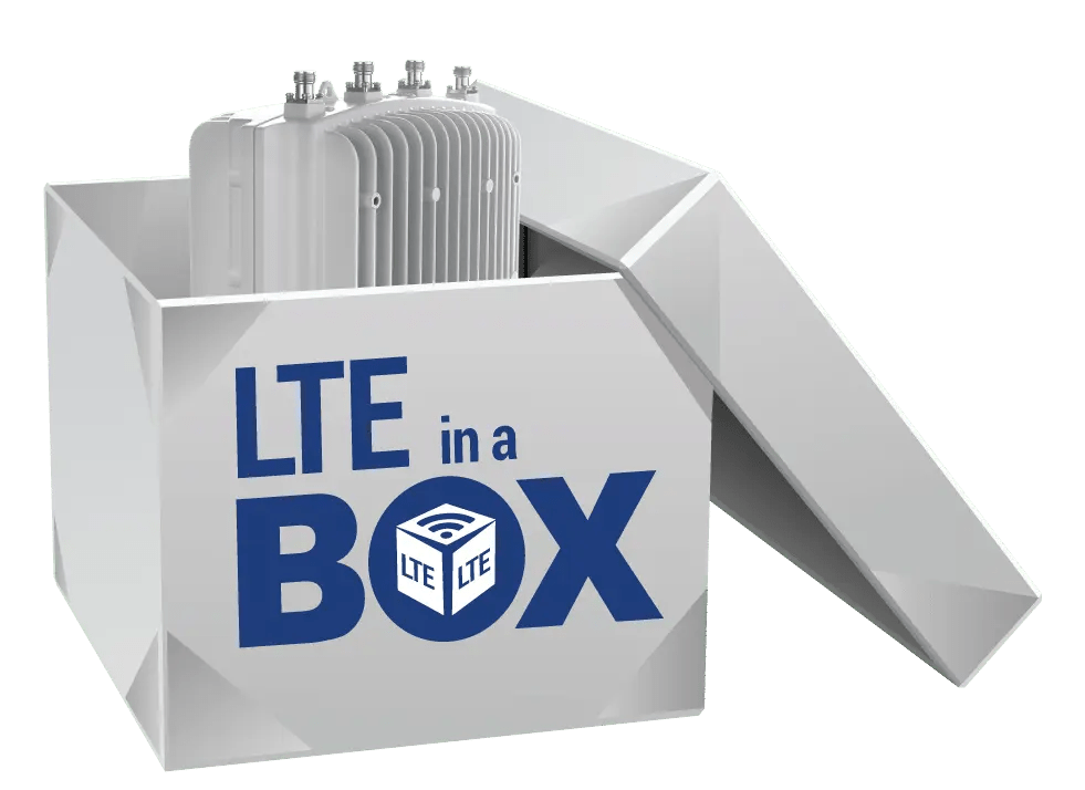 LTE integrated EPC