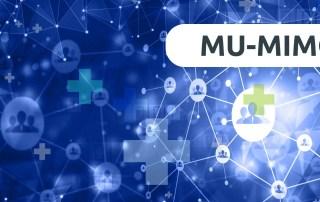 LTE MU-MIMO feature