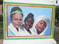 I-threes: Marcia Griffiths, Rita Marley, Judy Mowatt