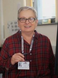 Lecturer - Hazel Partington