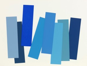 Plate V-3 from Interaction of Color by Josef Albers