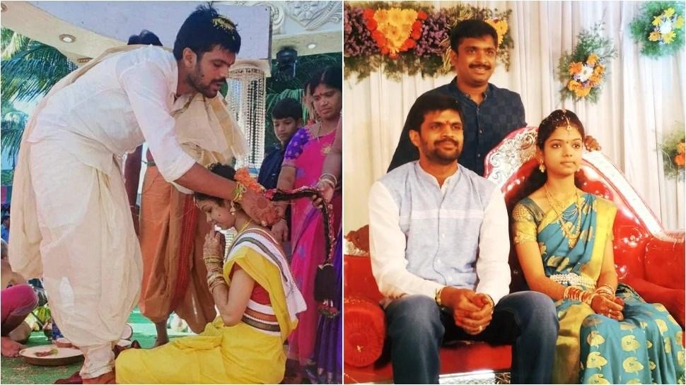 Jabardasth Mahesh Marriage రంగస్థలం నటుడు మహేష్ ...