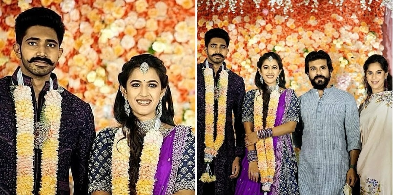 Actress Niharika engagement photos : నిహారిక ...
