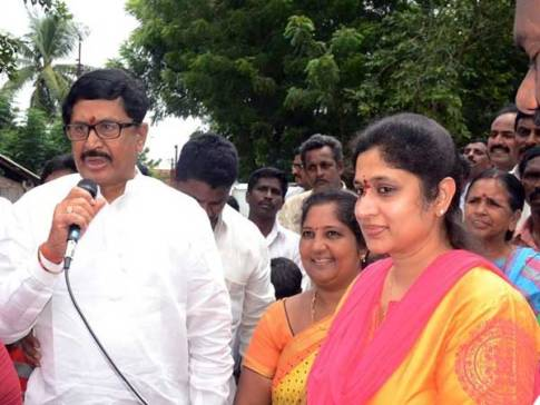 Image result for murali mohan daughter in law