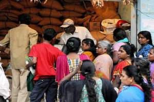 ap ration card's: Massive removal of ration cards in AP .. 8 lakh people in one go – ration card's number reduced in andhra pradesh compared with last month?