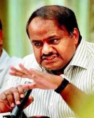 Karnataka CM:kumaraswamy will become cm again