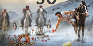 Baahubali 2 completes 50 days in almost 250 theaters in Telugu