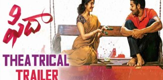 Fidaa Theatrical Trailer