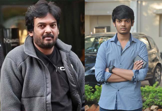 puri Jagannath director high budget movie with is son Akash