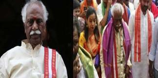 Dattanna insulted at Mahankali Temple