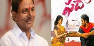 Telangana CM KCR in full praise of Fidaa