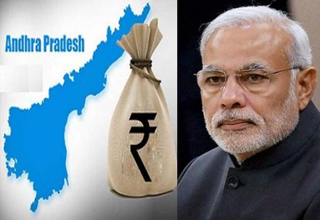 central government expenditures in ap for development
