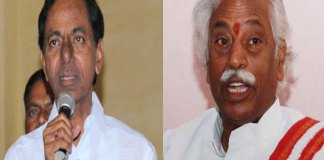 bandaru dattatreya counter attack to telangana CM kcr