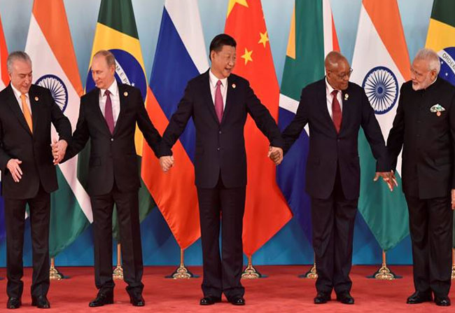 China and Pakistan Defeated In BRICS Summit