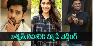 Sumanth Ashwin and Niharika happy Wedding Movie