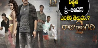 Nagarjuna Raju Gari Gadhi 2 Movie pre-Business