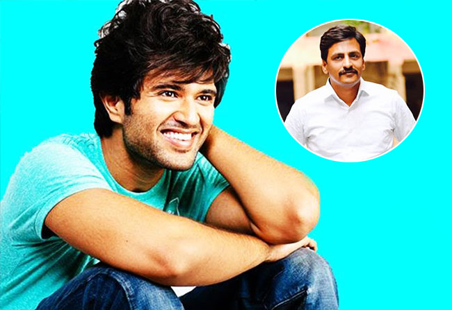 vijay devarakonda next movie with Kranthi madhav