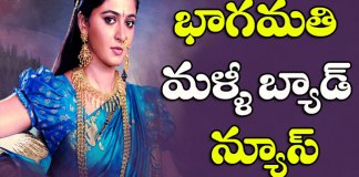 Anushka Bhagmati Movie release postponed