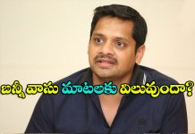 Bunny Vasu Comments On Ap Nandi Awards