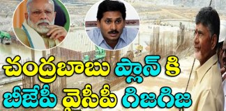 Chandrababu master plan on Polavaram Project then BJP YSRCP shocked