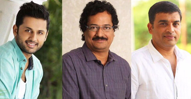 Nithin Satish Vegesna and Dil Raju team up