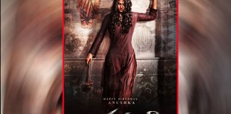 anushka bhagmati movie first look