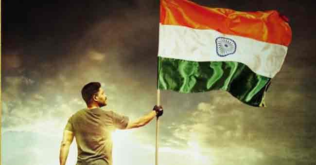 Criticism of the naa peru surya naa illu india movie sainika song