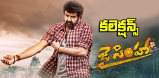Jai Simha Movie Collections