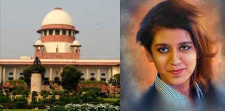 Priya Prakash Varrier Seeks Supreme Court To Stay Criminal Proceedings