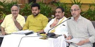 TDP Mps Comments on Central Govt
