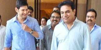 KTR Interviewed Mahesh Babu about Bharat Ane Nenu Movie