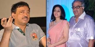 RGV says reason behind why sridevi not act in Bahubali movie