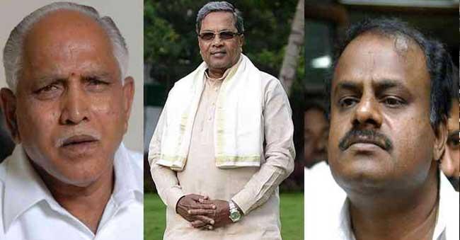 Karnataka voters satisfied all Political parties