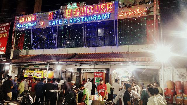 Famous Haleem Centers In Hyderabad
