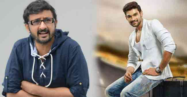 bellamkonda srinivas next movie with Director teja