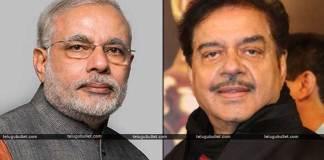 Bjp Mp Shatrughan Sinha Comments On Modi