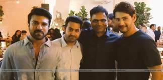 Mahesh Babu, Ram Charan & NTR multistarrer movie