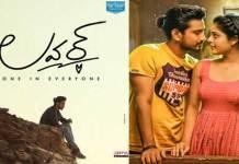 Raj Tarun lover release date