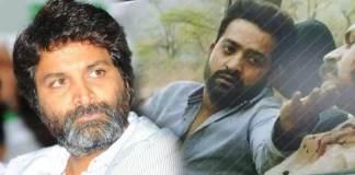 Trivikram Serious on Aravinda Sametha Still Leaked