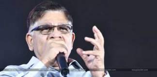 Allu Aravind Upset with Geetha Govindam Movie Leakage
