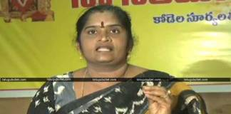 Kodela Suryalatha Comments On Kanaka Durga Temple
