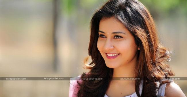 Rashi khanna career plans in srinivasa kalyanam Success